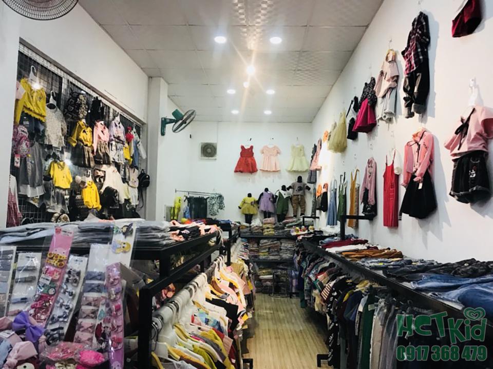 Những điều cần chú ý khi mua quần áo trẻ em xuất khẩu 6